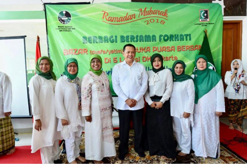 Forhati selenggarakan Safari Ramadhan bersama kaum dhuafa