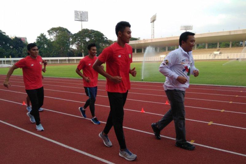 Menpora apresiasi atlet yang lewatkan Lebaran demi Asian Games