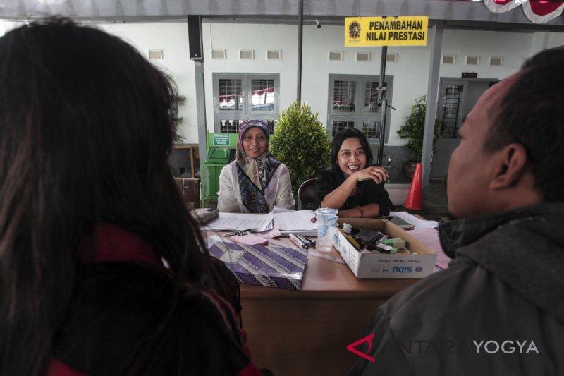 725 siswa bersaing masuk melalui jalur PPDB bibit unggul di Yogyakarta