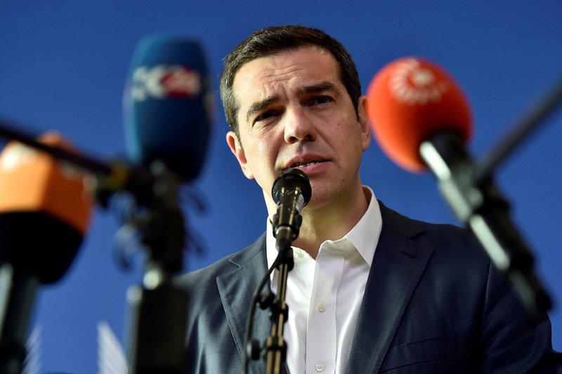 PM Yunani seru pemilihan dini setelah partainya kalah
