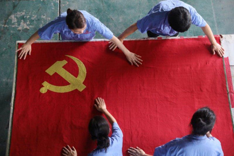 Dua pejabat senior China diciduk seusai ikuti sidang umum partai