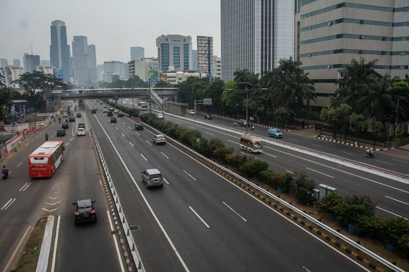 BMKG: Senin, Jakarta dan sekitarnya diperkirakan berawan