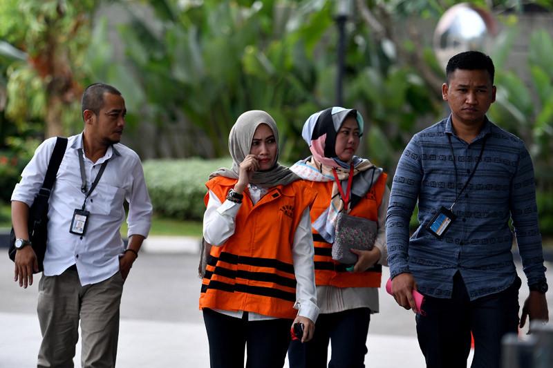 KPK perpanjang penahanan 12 anggota DPRD Malang