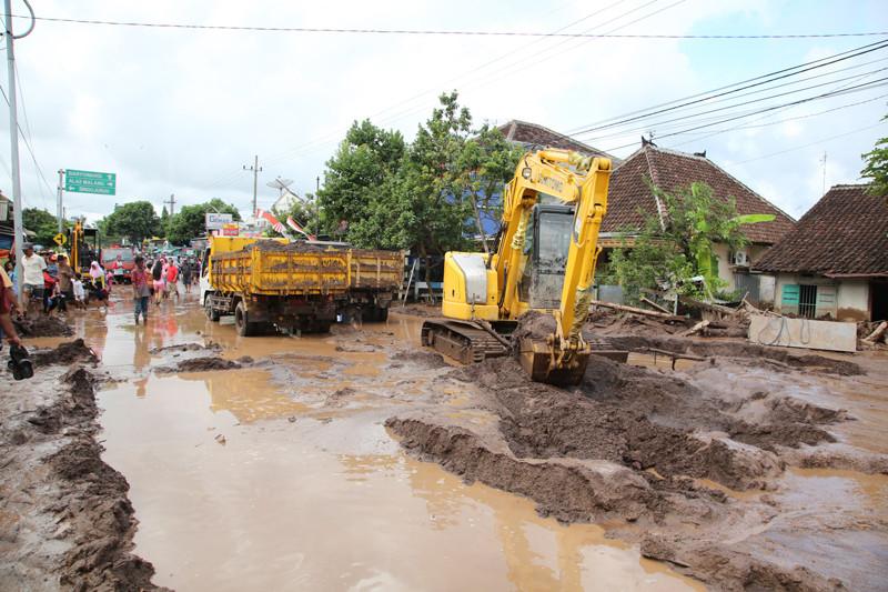 Banjir bandang melanda dua kecamatan di Banyuwangi