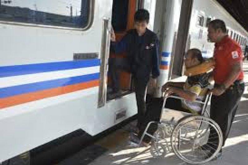 KCI tambah layanan bagi penyandang difabel