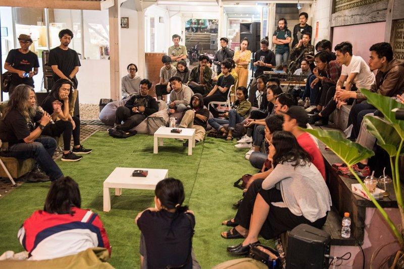 Diskusi Film Banda