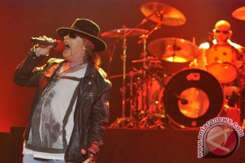 Guns N'Roses siap gelar konser di GBK November 2018