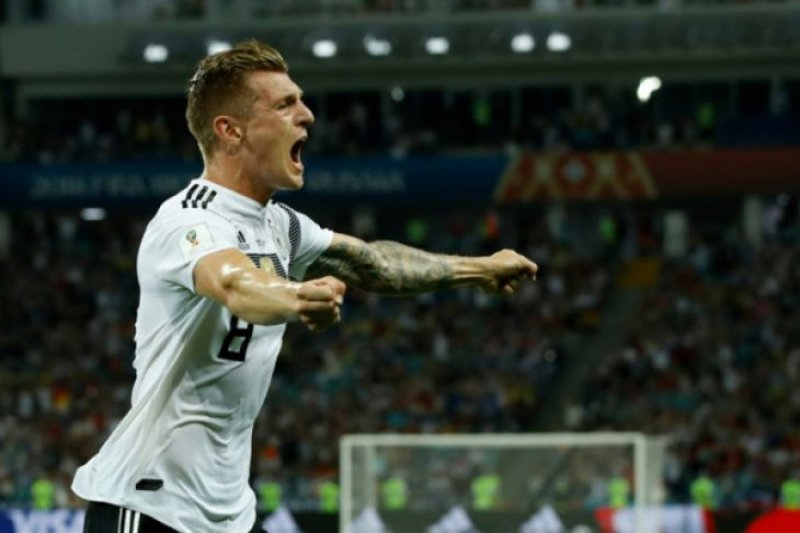 Manchester City buka pintu lebar-lebar untuk Toni Kroos