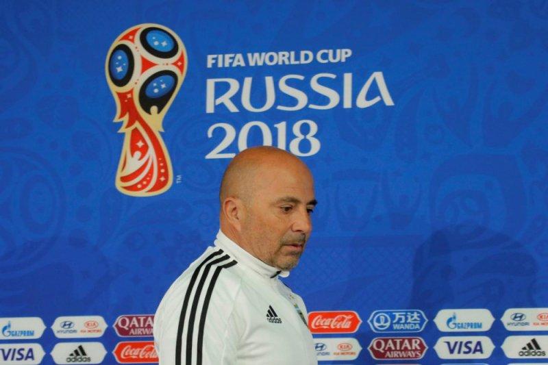 Piala Dunia 2018 - Sampaoli: salahkan saya, bukan tim