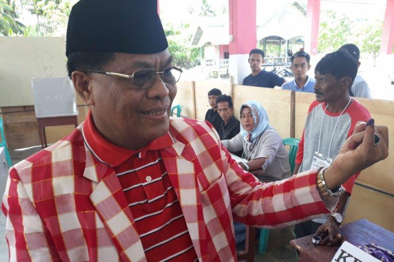 Kasman Lassa terpilih kembali jadi Bupati Donggala
