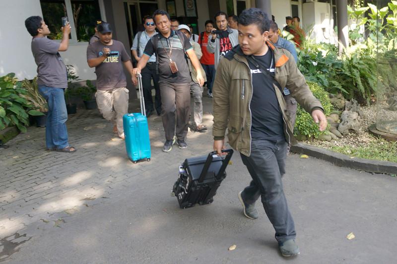 Beberapa pejabat pemkab Tulungagung diperiksa susul OTT KPK