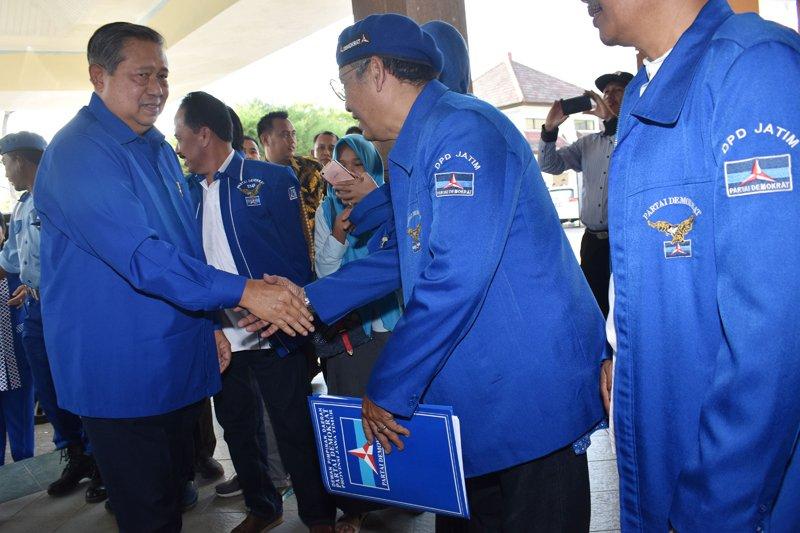 Kunjungan SBY Madiun