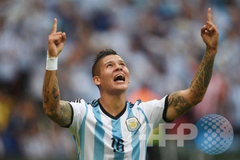 Rojo bicara ambisi Argentina untuk angkat trofi Piala Dunia 2018