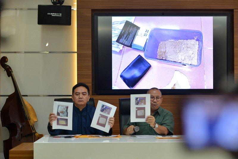 Usai pencidukan terduga teroris UNRI, DPRD Riau bakal dilengkapi detektor logam