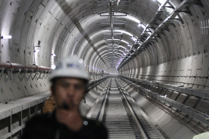 MRT: insiden gulungan kabel terbakar dalam investigasi