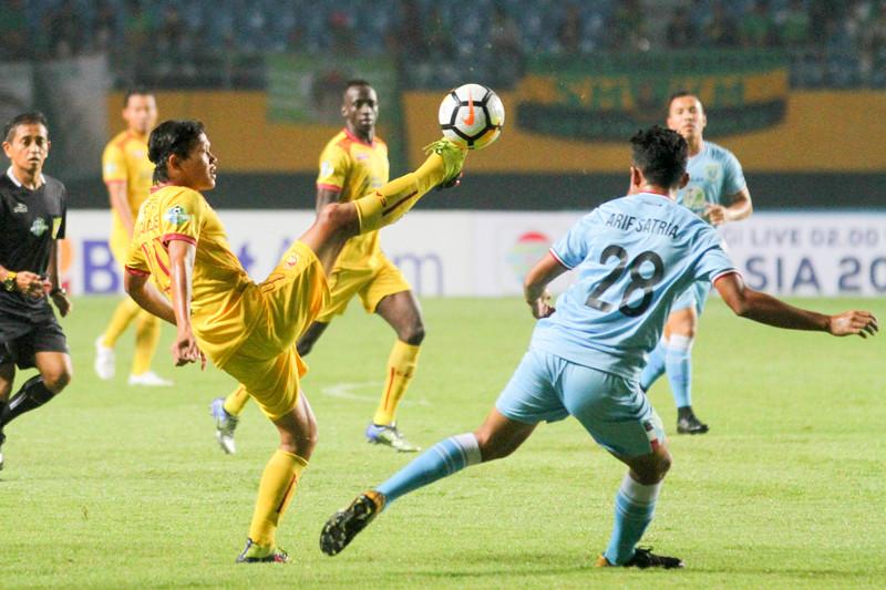 Sriwijaya FC vs Persela Lamongan