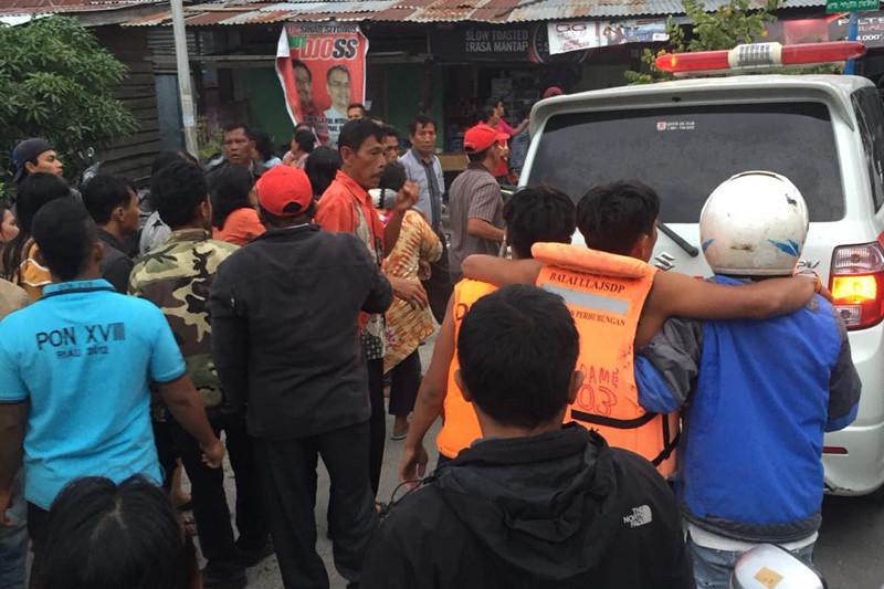 Satu penumpang KM Sinar Bangun ditemukan tewas