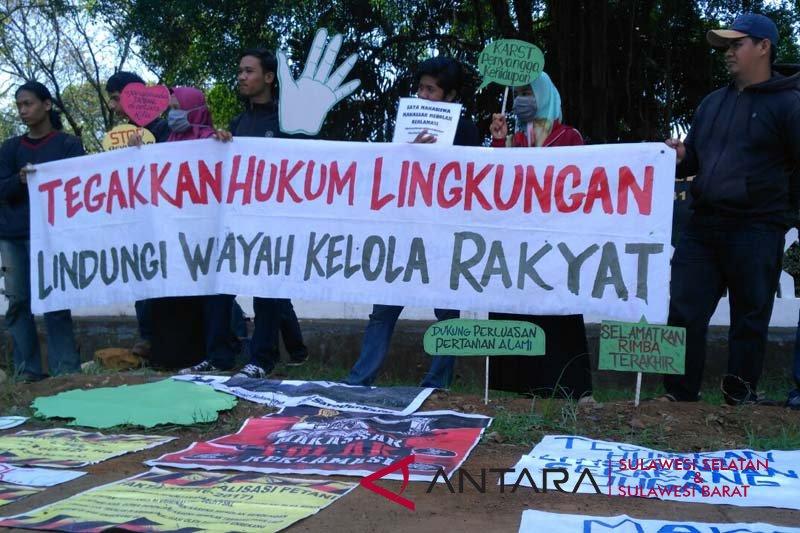 ASP Sulsel desak prioritaskan penegakan hukum lingkungan