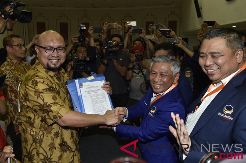 NasDem dinilai tidak terbawa popularitas Jokowi