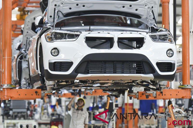 Perakitan All New BMW X3