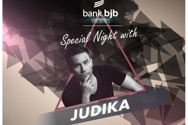 Manjakan nasabah, Bank BJB gelar konser Judika di Palembang