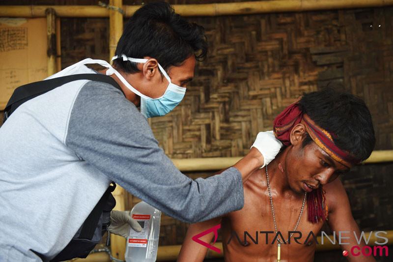 PMI buka klinik keliling layani korban gempa NTB