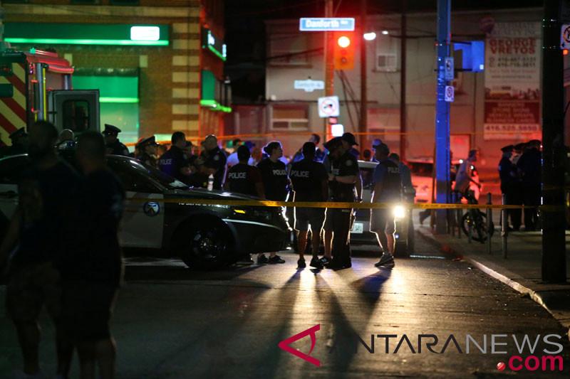 Penembakan massal di Kanada tewaskan 13 orang