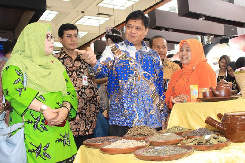 Menperin sebut industri jamu andalan ekonomi Indonesia