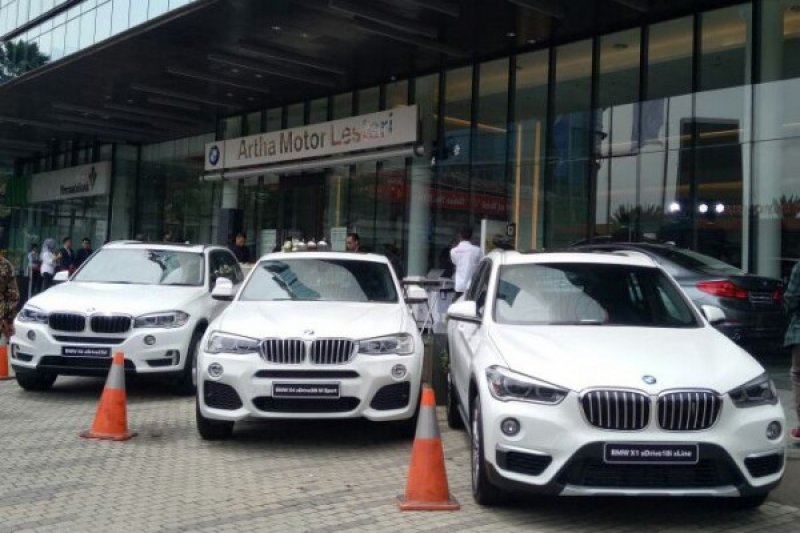 Sepanjang 2018 BMW jual 2,49 juta kendaraan
