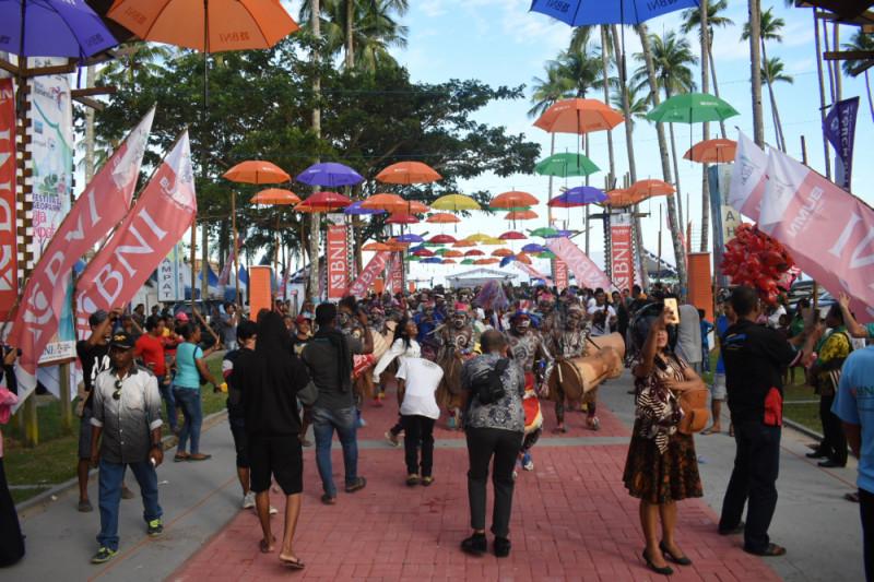 Gubernur : Kirab Obor Asian Games memotivasi atlet Papua Barat