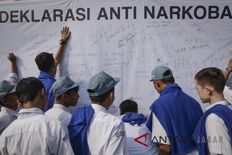 Polres Garut dalami pengungkapan narkoba oleh TNI