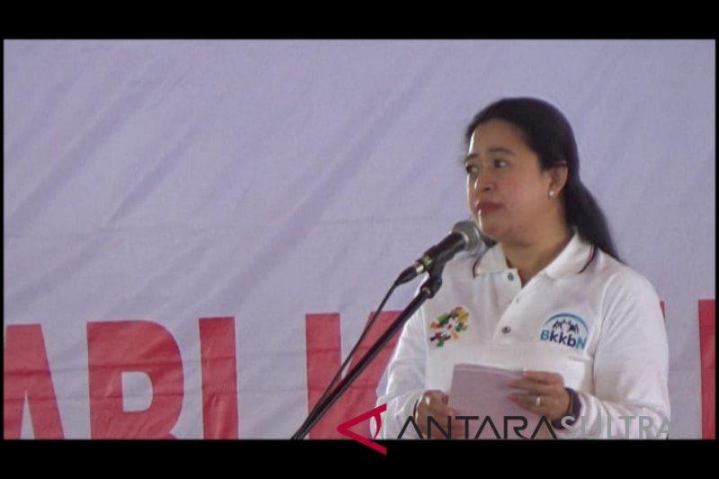 Puan: harganas di Manado ajang silaturahmi pascapilkada