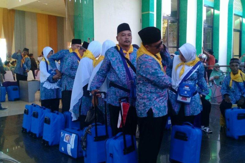 Jenazah Calhaj Maluku Utara dipulangkan ke Ternate