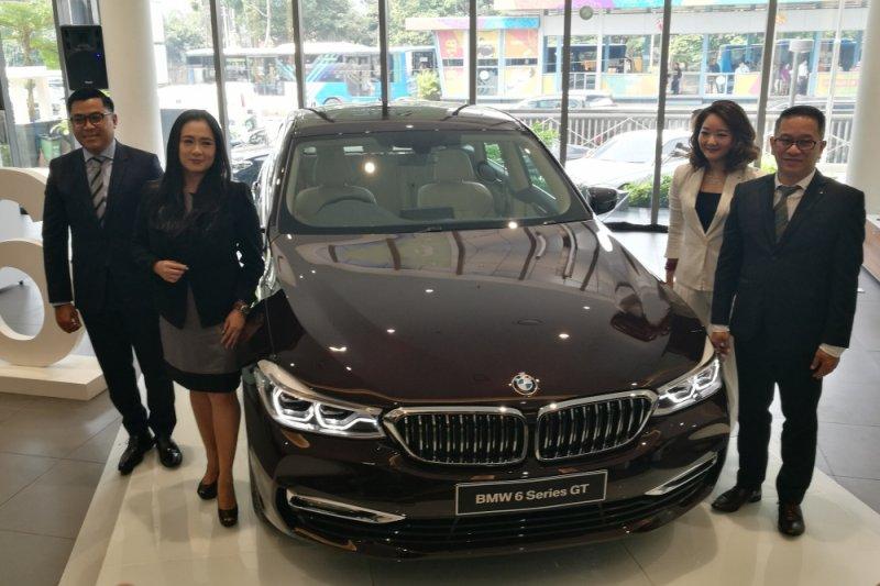 BMW boyong seri 6 Gran Turismo ke jalanan Indonesia, harga Rp1,5 miliar