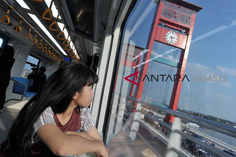 Menhub: LRT Palembang butuh tujuh tahun untuk ramai