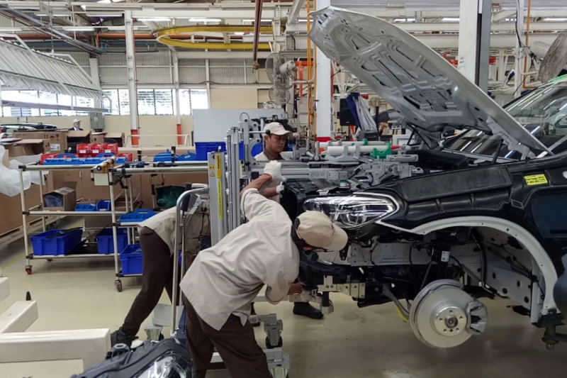 BMW tutup pabrik utamanya di Munich