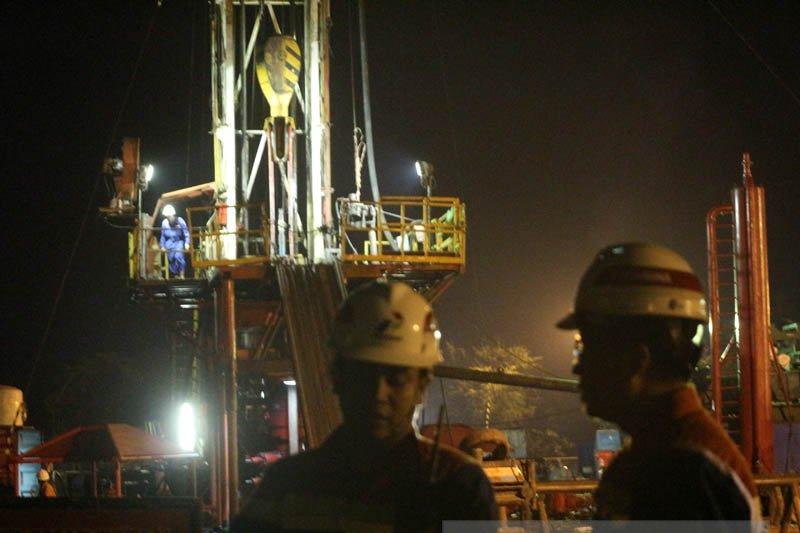Laju produksi minyak Sukowati alami lonjakan