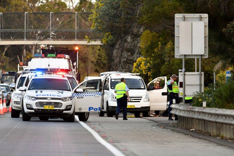 Rencana serangan di Sydney digagalkan polisi antiteror Australia