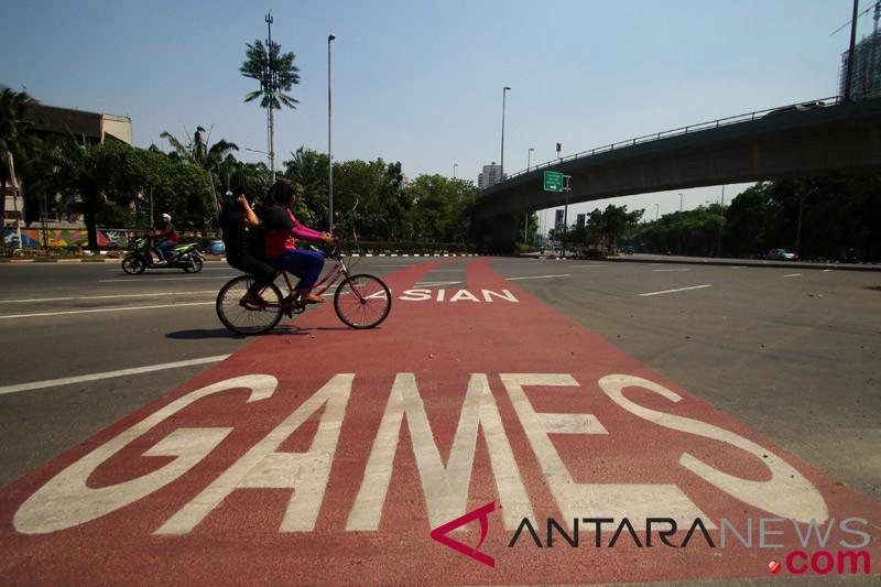Dinkes DKI jamin keamanan pangan atlet Asian Games