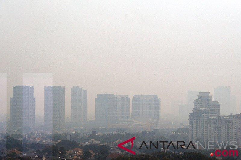 Anak-anak dan ibu hamil rentan terkena penyakit karena polusi udara