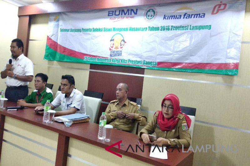 BUMN seleksi 30 peserta Siswa Mengenal Nusantara