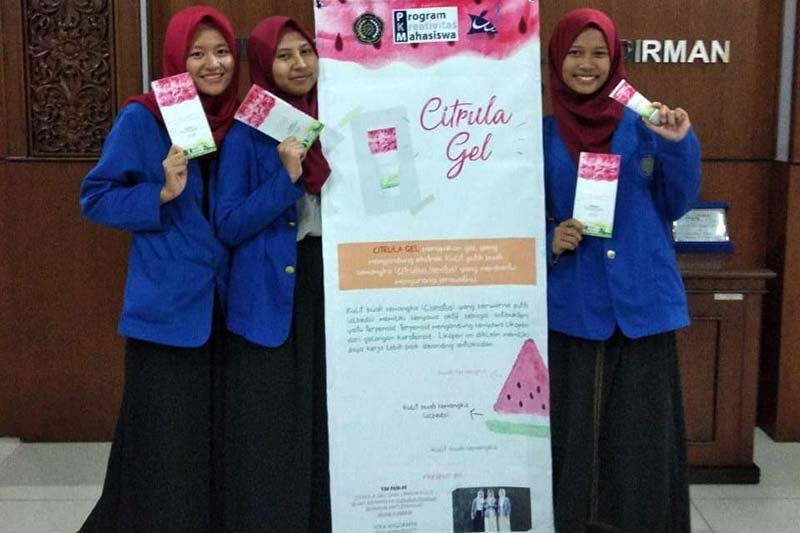 Celana terapi balita diciptakan mahasiswa UM Purwokerto