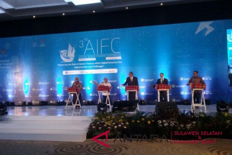 Wamenkeu Mardiasmo buka konferensi keuangan syariah ke-3 di Makassar