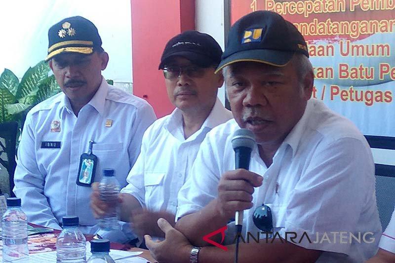 Kementerian minta pembangunan Tol Cigatas arah Garut ditelaah ulang