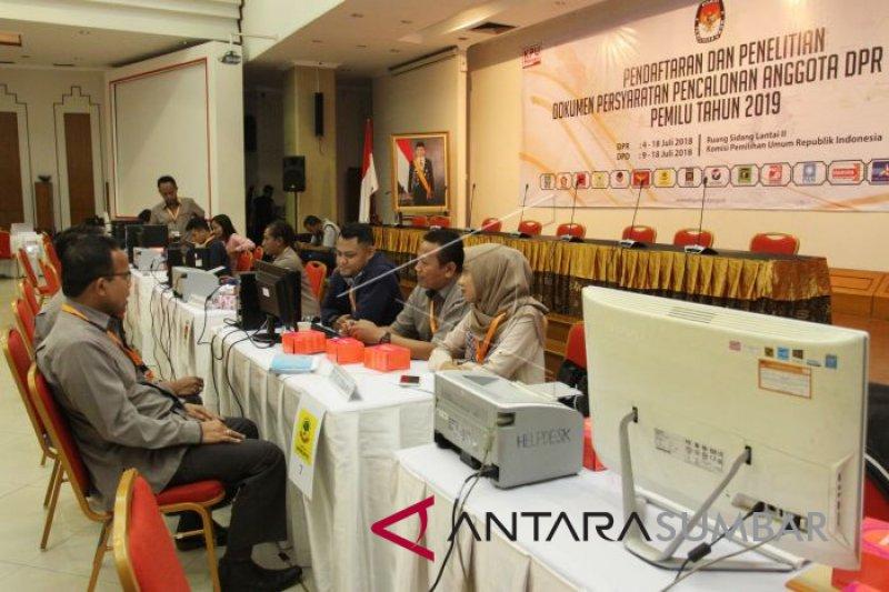 76 caleg di Solok gagal masuk daftar calon sementara