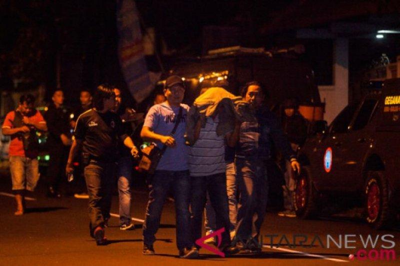 Dua terduga teroris diamankan Densus 88 di Kabupaten Bandung