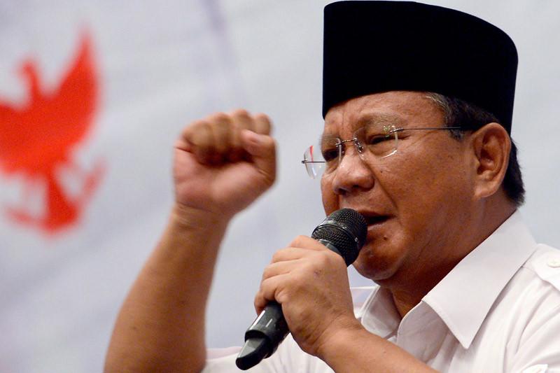 Pengamat: Prabowo Subianto tidak berakhir jadi
