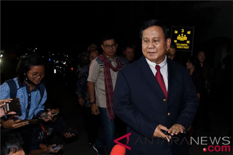 Seberapa diinginkan jika Prabowo cawapres Jokowi?  ini hasil survei LIPI