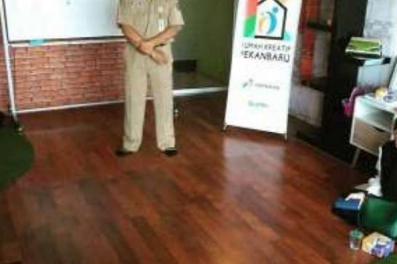 Rumah Kreatif BUMN Pertamina Tampung 250 UMKM Pekanbaru Untuk Dibina