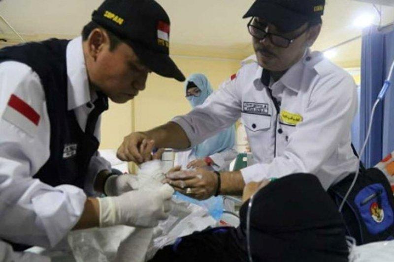 Petugas kesehatan Indonesia-Arab Saudi edukasi penyakit TB